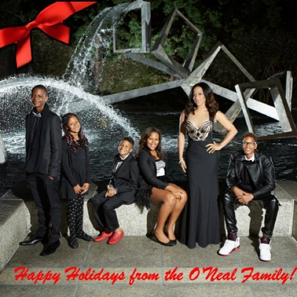 Oneal Family Card