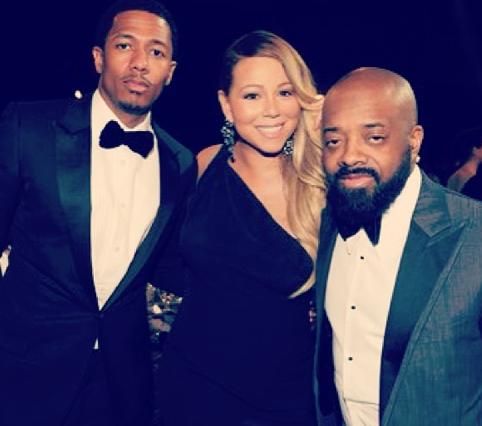 Nick-Cannon-Mariah-Carey-Jermaine-Dupri-NBA-All-Star-Game-freddyo
