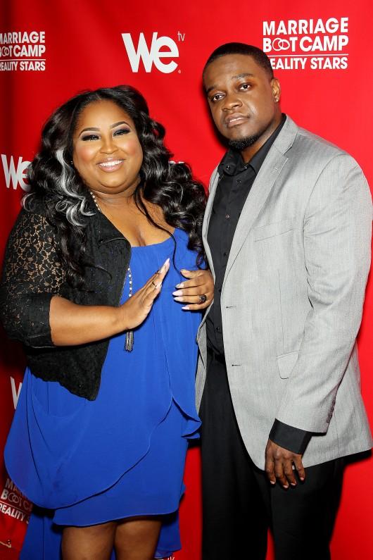 Tanisha and Clive