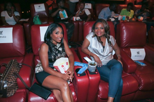 Dr. Simone and Dr. Heavenly - T4 ATL