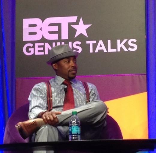 Will Packer talks about the habit of GREATNESS During #BETGeniusTalks