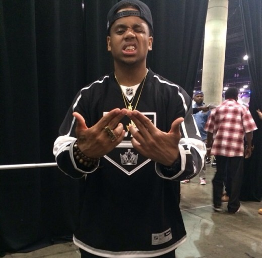 Mack Wilds gearing up to rock the #BETMainstage.