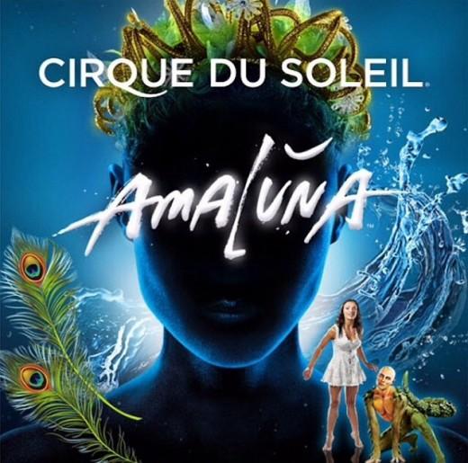 Cirque du Soliel: AmaLuna