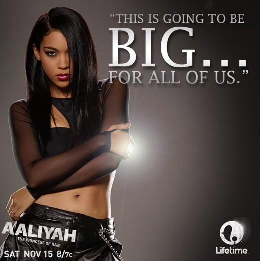 Aaliyah Biopic