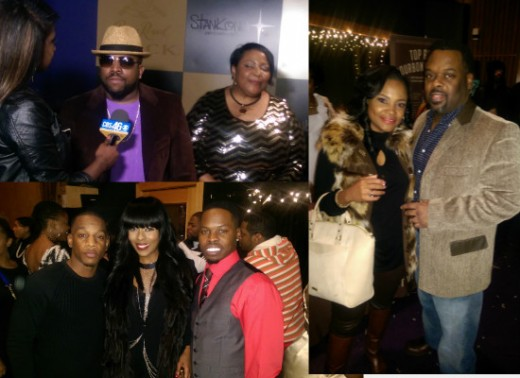 Big Boi, Jennifer Lester, Ray Mills, and Londral Hall #Run4Justice Dr Heavenly Kimes and Dr Damon Kimes