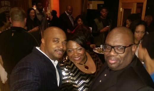 Kwanza Hall, Atlanta City Councilman), Jennifer Lester, Reggie Rouse