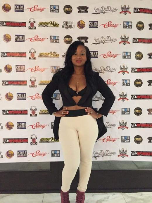 Stacy J Owner of Elite Famed Entertainment