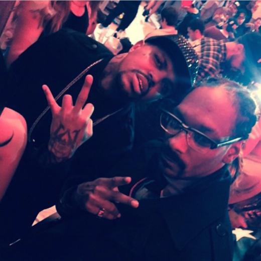DJ paul & Snoop dogg