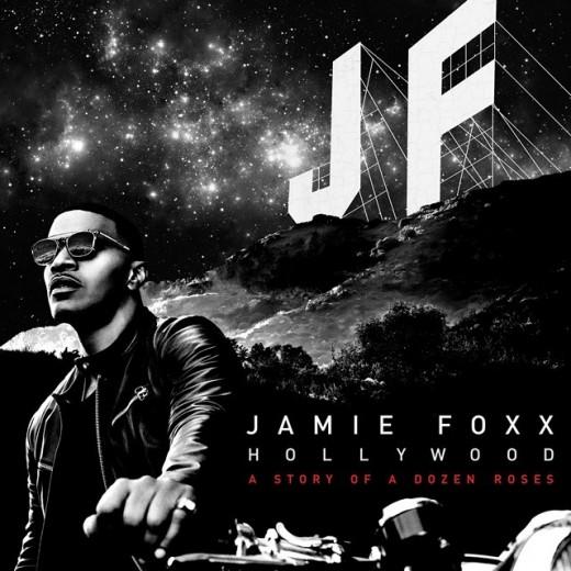 Jamie Foxx Hollywood Album Cover