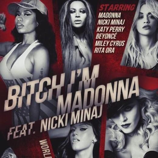 Bitch im madonna cover
