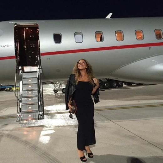 Mariah Italy
