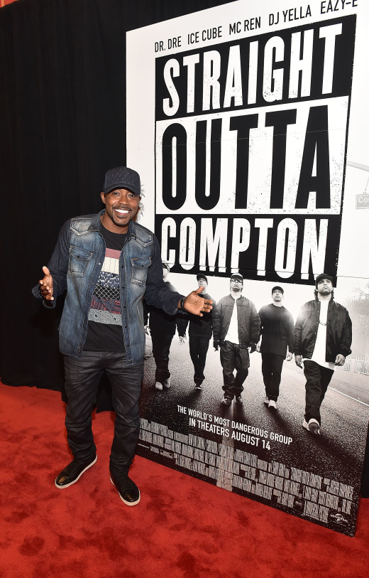 STRAIGHT OUTTA COMPTON VIP Screening With Director/ Producer F. Gary Gray, Producer Ice Cube, Executive Producer Will Packer, And Cast Members