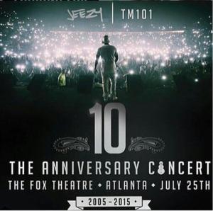 Tenth Anniversary of Young Jeezy TM101Album