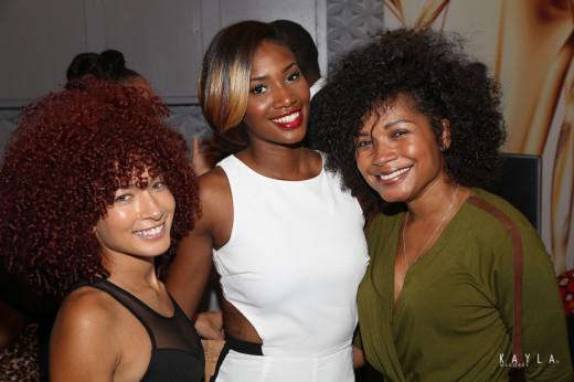 Photog Kayla Freeman and friends