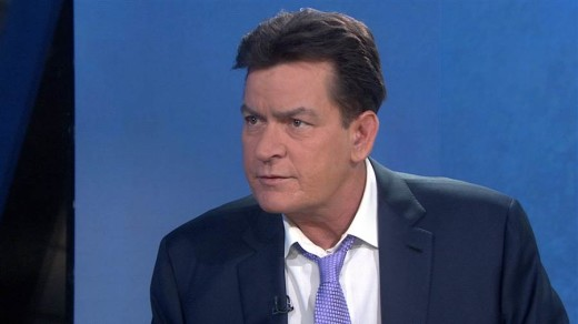 Charlie Sheen Today