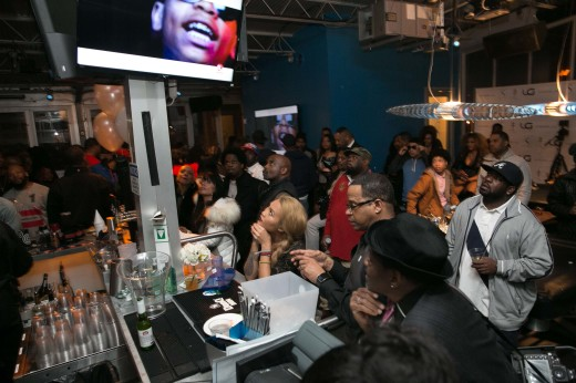 Crowd at 1.1.16 THE RAP GAME Viewing Party064 SUITE_ATL_GA   135thST_C.Mitchell  2015CAM19520