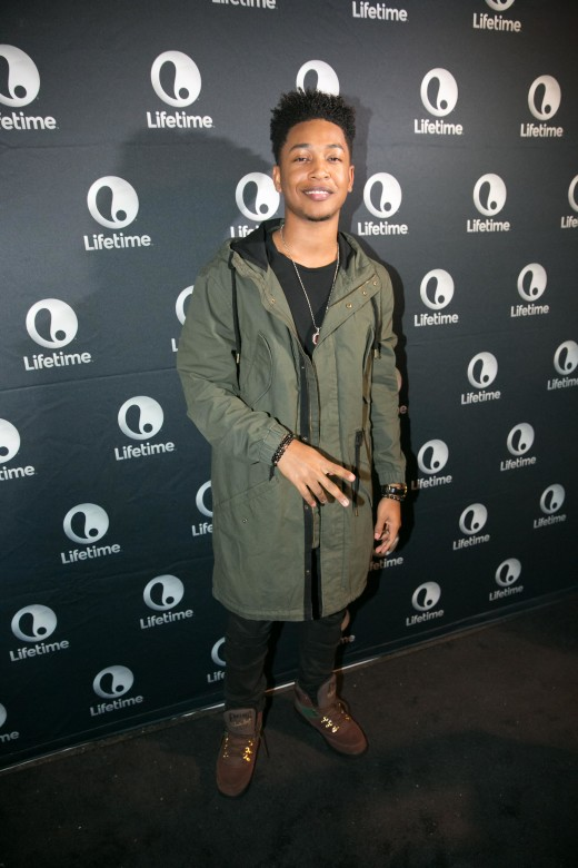 JACOB LATIMORE 1.1.16 THE RAP GAME Viewing Party035 SUITE_ATL_GA   135thST_C.Mitchell  2015CAM19223