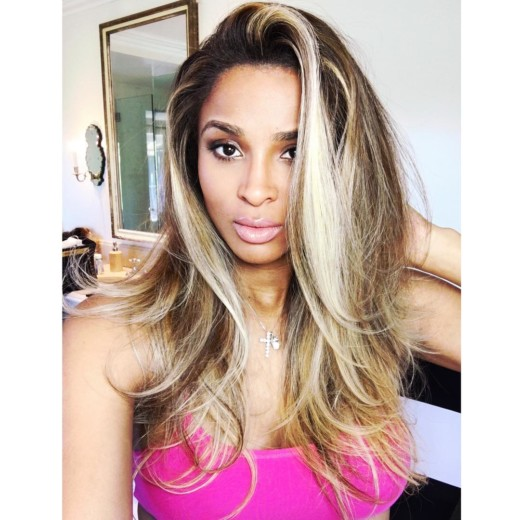 Ciara Maternity Picture Naked Husband, Son Controversy