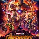 AVENGERS: INFINITY WAR NOW PLAYING IN THEATERS!